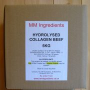 Hydrolysed Beef Collagen 5kg