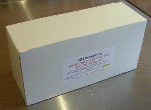 Sheet gelatine Beef bronze