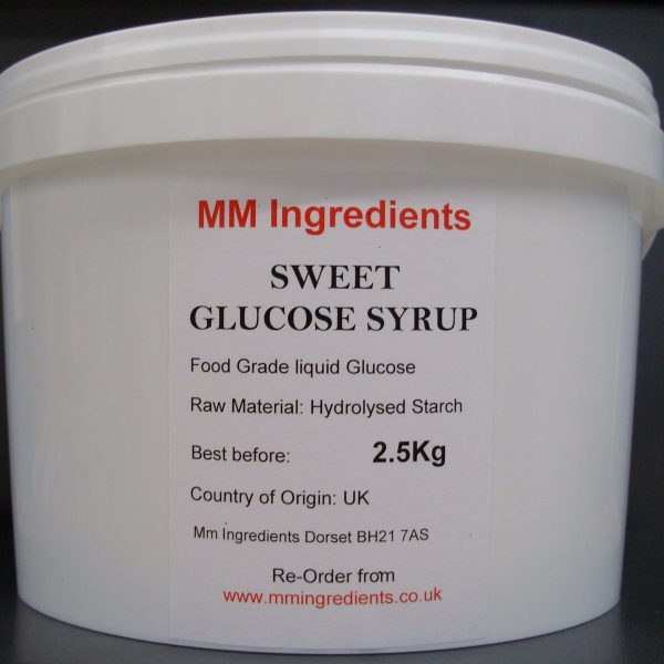 Glucose Syrup 2.5Kg 42DE