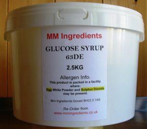 Glucose Syrup 2.5Kg 63DE