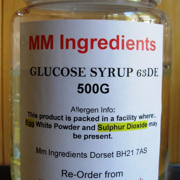 Glucose syrup 63DE